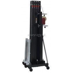 Fantek T-116 statyw - winda, czarny, 5.4m/150kg - sprawdź w wybranym sklepie