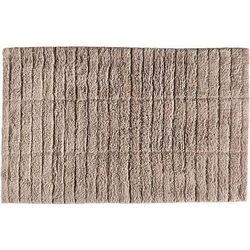 Zone denmark Dywanik łazienkowy tiles ciemnobeżowy