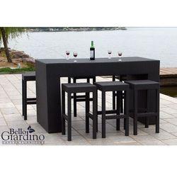 Zestaw mebli ogrodowych stołowych Bello Giardino GENIALE, Bello Giardino