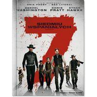 Siedmiu Wspaniałych (2016) (DVD + Książeczka) - Antoine Fuqua (5903570159381)