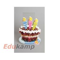 Beniamin Naklejki 3d okazjonalna urodziny (5901276033349)