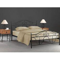 Łóżko Denver 160 Czarny