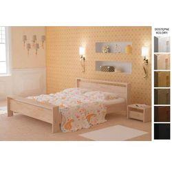 łóżko drewniane atena 160 x 200 marki Frankhauer