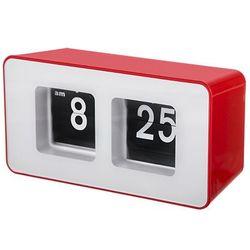 Zegar CAMRY CR 1131 R Czerwony, kolor czerwony