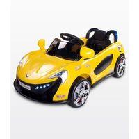 Pojazd na akumulator toyz aero żółty + darmowy transport! marki Caretero