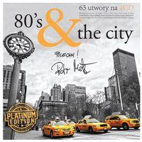 Atena lidia nowicka 80s & the city (platinum edition) (4 cd) - dostawa zamówienia do jednej ze 170 księgarni