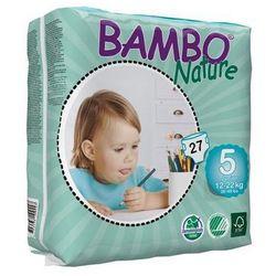 Bambo Nature Junior 12-22kg, 27szt. z kategorii Pieluchy jednorazowe