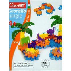 Quercetti Zestaw konstrukcyjny georello dżungla