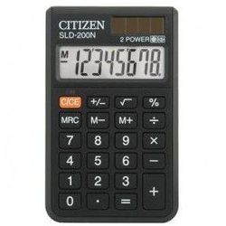 Citizen Kalkulator sld 200n