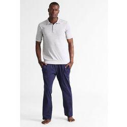 The White Briefs MAIER Koszulka do spania grey melange, towar z kategorii: Pozostała bielizna męska