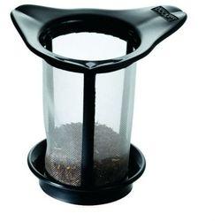 - yo-yo zaparzacz do herbaty, czarny marki Bodum
