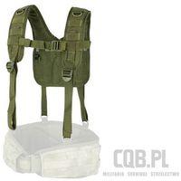 Condor Szelki taktyczne  h-harness zielone 215-001