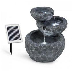 Blumfeldt murach fontanna kaskadowa akumulator 2 kw panel słoneczny 3 diody led