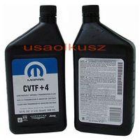 Oryginalny olej automatycznej bezstopniowej skrzyni MOPAR CVTF+4 Dodge Caliber
