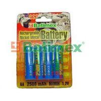 Akumulatorek aa / r6 2500mah nimh 1.2v (), marki Batimex