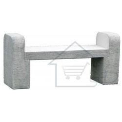 Mebel ogrodowy z betonu, ławka ogrodowa marki 1