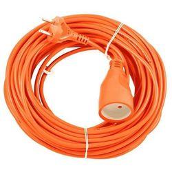 Proline Przedłużacz pomarańczowy 40m 2x1mm2, ip20