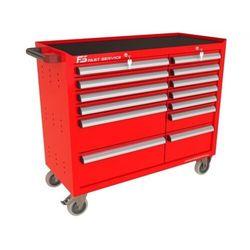 Wózek warsztatowy TRUCK z 13 szufladami PT-217-19