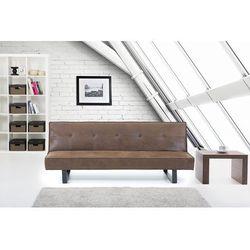 Luksusowa sofa kanapa DERBY brazowa ze sklepu Beliani
