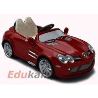 Import super-toys Oryginalny mercedes slr z pilotem lakier/ hdfl-522
