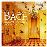 C. P. E. Bach: Keyboard Symphonies - Dostawa 0 zł - sprawdź w wybranym sklepie