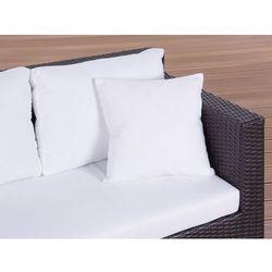 Poduszka ogrodowa - dekoracyjna - poduszka 40x40 cm beżowa ()