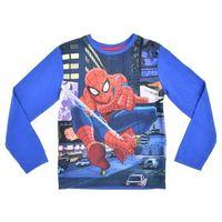 Bluzka z długim rękawem Spider-Man - Niebieski ||Kolorowy