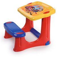 Smoby Strażak sam stolik z krzesełkiem (3032164202058)