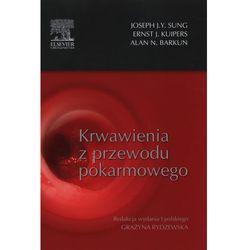 Krwawienia z przewodu pokarmowego, książka z ISBN: 9788376099781