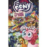 My Little Pony Tom 10 Przyjaźń to magia - Jeśli zamówisz do 14:00, wyślemy tego samego dnia. Darmowa dost