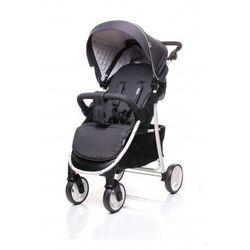 rapid premium dark grey wózek spacerowy spacerówka nowość (1), marki 4baby