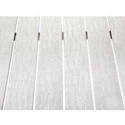 Aluminiowe meble ogrodowe białe VERNIO (7081453008310)
