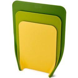 JJ - Zestaw 3 desek do krojenia, zielonych, Nest™