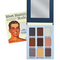 TheBalm Meet Matt(e) - paleta cieni do powiek 25,5g, kup u jednego z partnerów