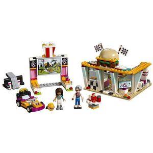 41349 WYŚCIGOWA RESTAURACJA (Drifting Diner) KLOCKI LEGO FRIENDS