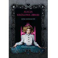 Alicja, królowa zombi, oprawa broszurowa
