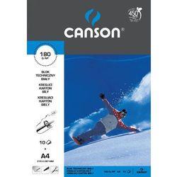 Blok techniczny Canson A3/10k. 6666172 biały, kup u jednego z partnerów