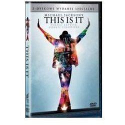 Michael Jackson's This is it! 2-dyskowe wydanie specjalne (Białe) (White) (5903570141218)