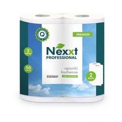 Emerson Ręcznik papierowy nexxt premium biały 2 rolki (5902178534194)