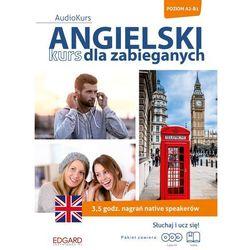 Angielski. Kurs dla zabieganych. Poziom A2-B1, książka z kategorii Książki sportowe