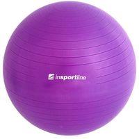 Piłka gimnastyczna inSPORTline Top Ball 75 cm - fioletowy