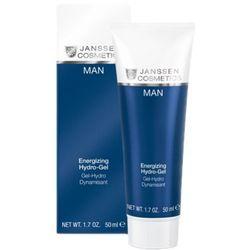 Janssen Cosmetics ENERGIZING HYDRO-GEL Energetyzujący żel nawilżający (134) - produkt z kategorii- Pozosta
