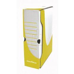 Pudełko archiwizacyjne 100mm żółte b+ marki Biuro plus