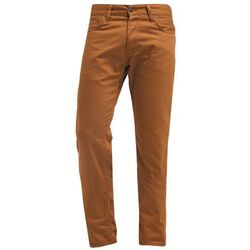 Carhartt WIP KLONDIKE ALABAMA Jeansy Slim fit hamilton brown rinsed