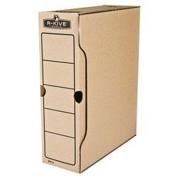 Pudełko na akta 100 mm Fellowes, opakowanie 10 sztuk, 0091601 - Super Ceny - Rabaty - Autoryzowana dystrybucja - Szybka dostawa - Hurt (0043859612260)