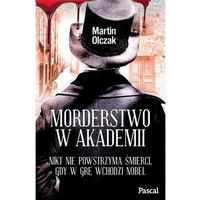 Morderstwo w Akademii - Dostępne od: 2014-10-08 (448 str.)