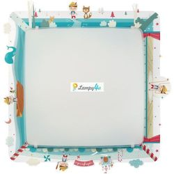 DALBER - Pinocchio Plafon 2 X E 27 Nr. 64476