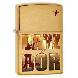 Zapalniczka ZIPPO Darz Bór, Brushed Brass (Z204005) ()