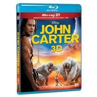 JOHN CARTER (2BD 3-D) - Zaufało nam kilkaset tysięcy klientów, wybierz profesjonalny sklep (7321917500562)