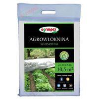 Agrowłóknina hobby osłaniająca wiosenna 2.10m x 5m od producenta Agrimpex